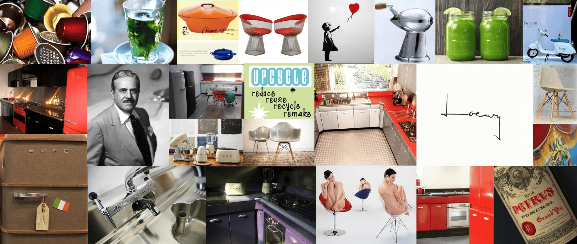 Amerikaanse Keuken Loewy : Homepage – American Kitchen by Raymond Loewy